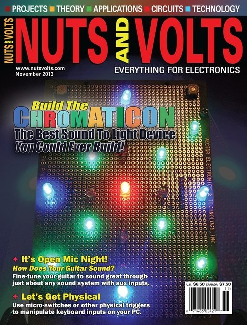 Nuts and Volts №11 2013