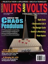 Nuts and Volts №1 2011