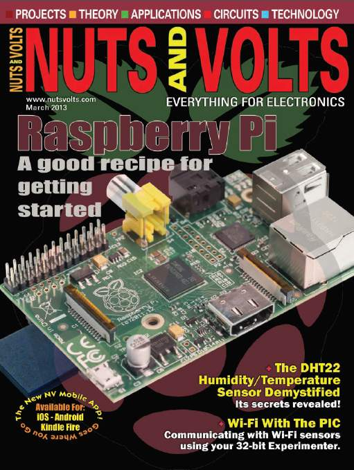 Nuts and Volts №3,2013