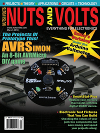 Nuts and Volts №3 2010
