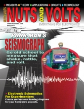 Nuts and Volts №5, 2012