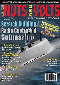 Nuts and Volts №5 2011