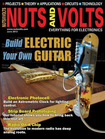Nuts and Volts №6,2013