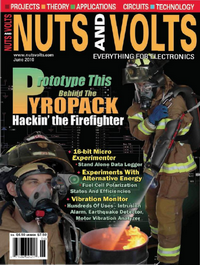 Nuts and Volts №6 2010