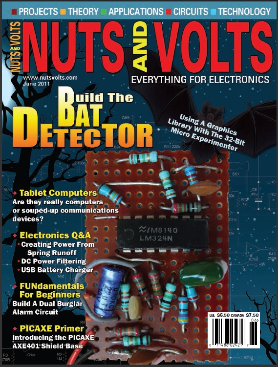 Nuts and Volts №6 2011