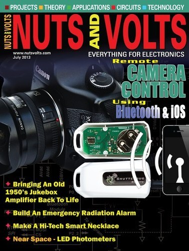 Nuts and Volts №7,2013