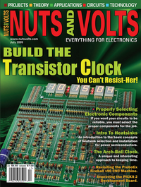 Nuts and Volts №7 2009
