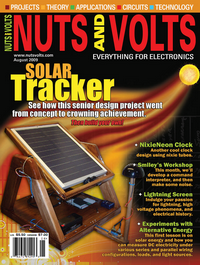 Nuts and Volts №8 2009