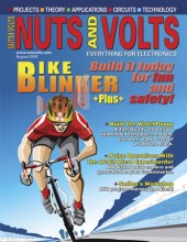 Nuts and Volts №8 2010
