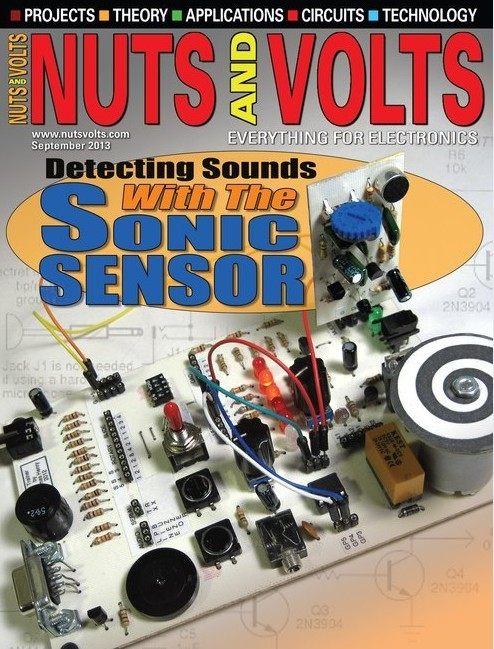Nuts and Volts №9,2013