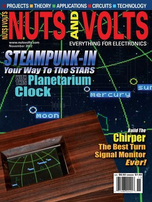 Nuts and Volts № 11, 2012