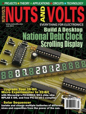 Nuts and Volts № 7, 2012