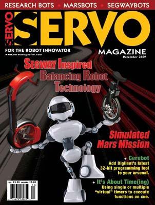 Servo №12 2009