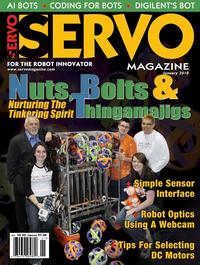 Servo №1 2010