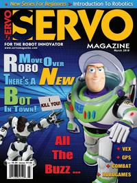 Servo №3 2010