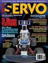 Servo №8 2010