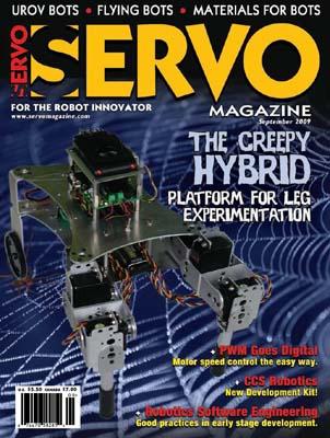 Servo №9 2009